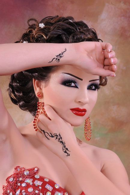 Maquillage de mari e - Maquillage mariee photo ...